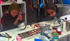 make-up workshop Overijssel